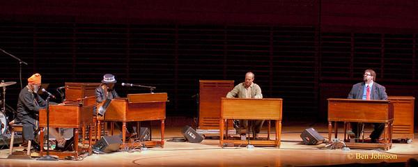Jazz Organ Jam at The Kimmel Center in Philadelphia
