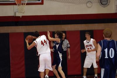 Boys' Basketball vs. Fairless