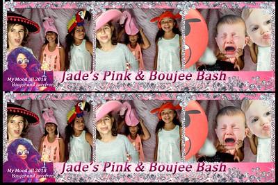 Jade's Pink & Boujee Birthday