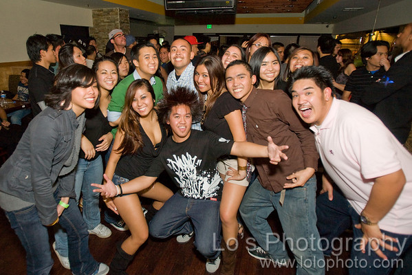 SCPASA Buffet Mixer & Party