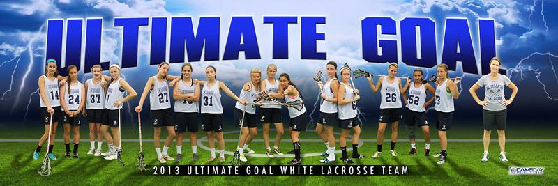 Ultimate Goal 2016 White