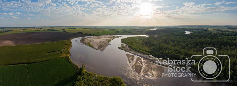2019-09-09 (Drone) Elkhorn River shots