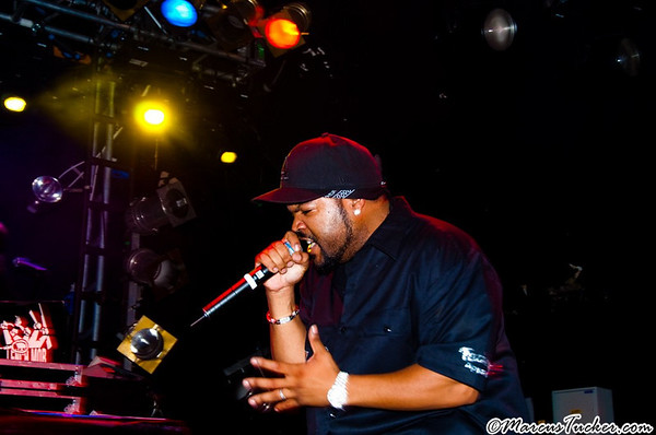 July 2008 - Ice Cube @ Electric Ballroom