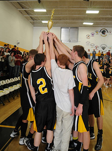 Benton v Goreville (Goreville Invitational Tournament)