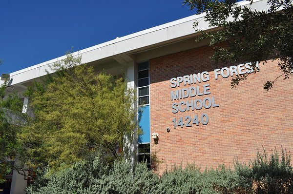 Spring Forest Middle MCF