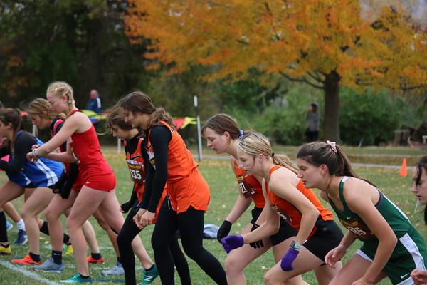 October 24, 2020 - Girls Cross Country Regional