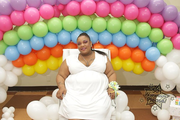 Terry & Jamarr's Baby Shower