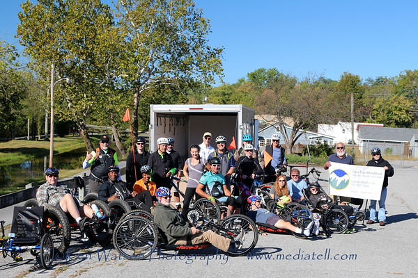 2017-10-01 EAS @ Two Top Mountain Adaptive Bike Ride