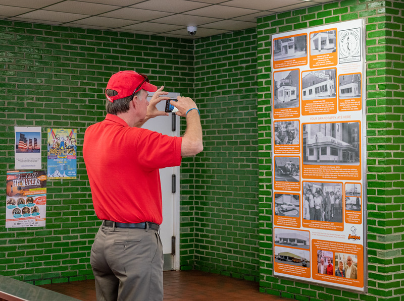 Capturing the history of Kewpee Hotels