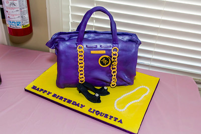 Liquetta's Surprise Birthday party