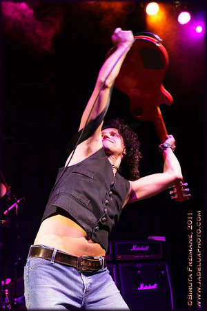 HURTSMILE - Showcase LIVE!, Foxboro (MA) - 22.07.2011