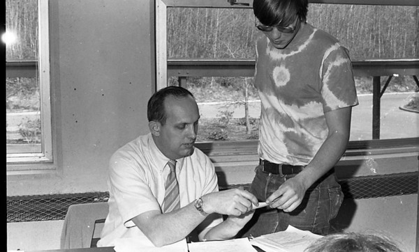 Classroom 1969 - 70