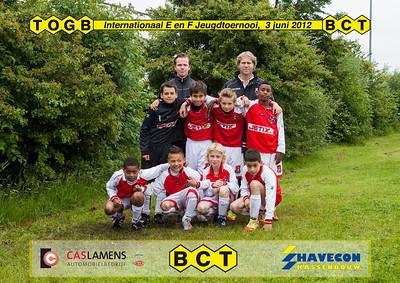 Team foto's / Mannschaftsfotos