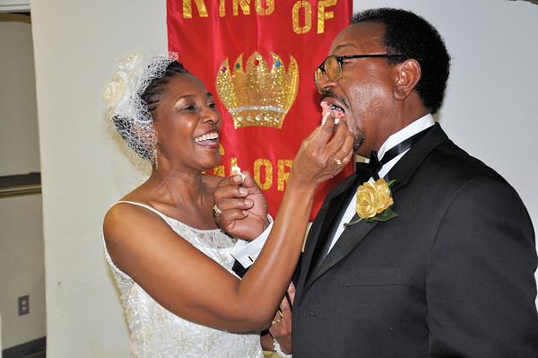 Selester & Inez Daniels Wedding Reception Oct 9, 2010