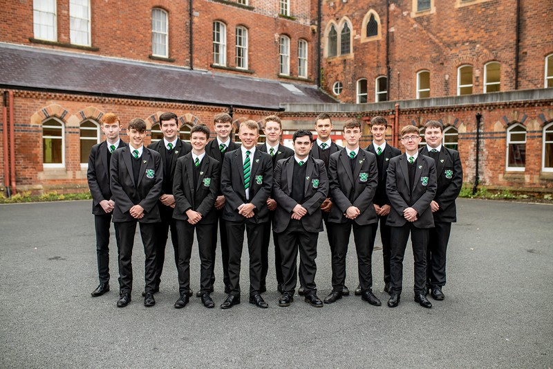 St Malachy's Prefects '19