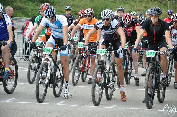 Mountainbike Topcompetitie MTB Funklasse