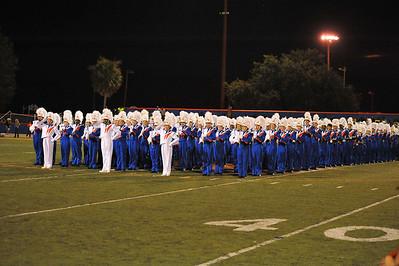 West Orange Band 9/13/13