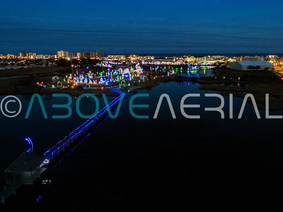 Winterfest of Lights Ocean City Maryland 2016