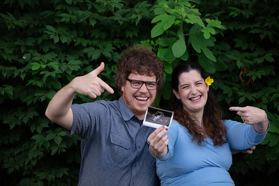 Behold! Katy & Patrick, Parents To Be & Their...