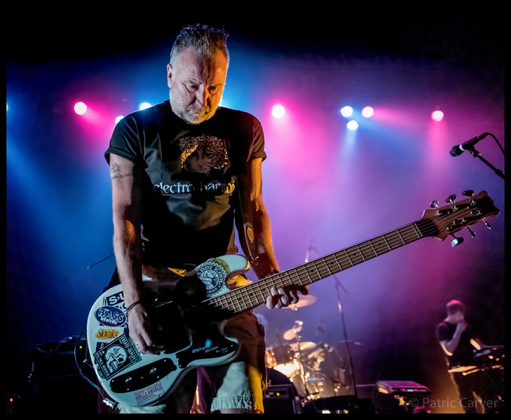 Peter Hook at The Warfield by Patric Carver 09.jpg