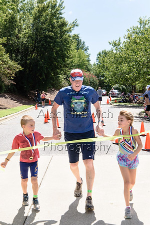 2017 Durham YMCA Family Triathlon