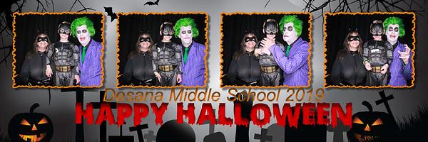 10.30.19 Desana MS Halloween Party (K)