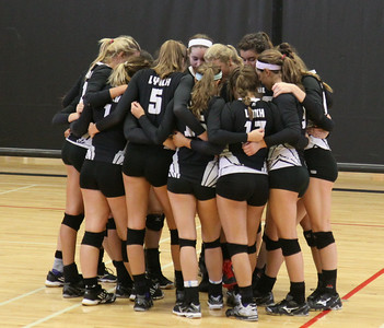 BL Vsty Vball @ Pearland Game 4 (8/15/2014)
