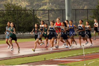 030510 Girls Inter 1500m