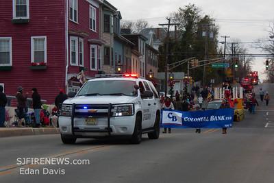 11/25/2012, Bridgeton Christmas Parade 2012