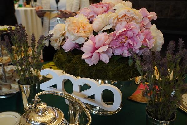 Senior Tea 2020