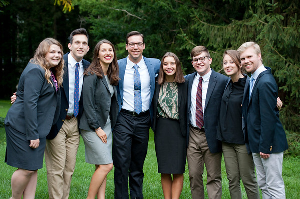 JJI Fellows - Fall 2017
