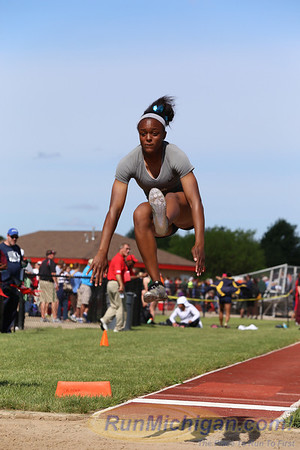D1 Featured Photos #2-V - 2013 MHSAA LP Track and Field Finals