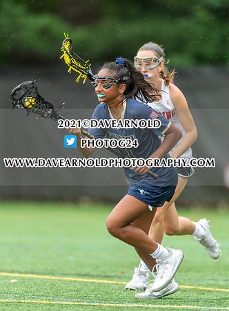6/14/2021 - Girls Varsity Lacrosse - Middlesex League Final - Lexington vs Reading