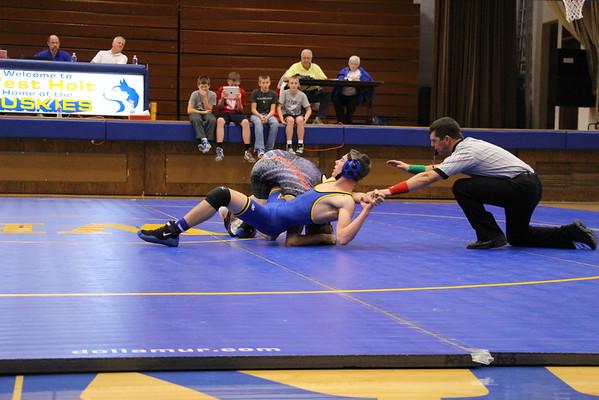 12/4 High School Wrestling