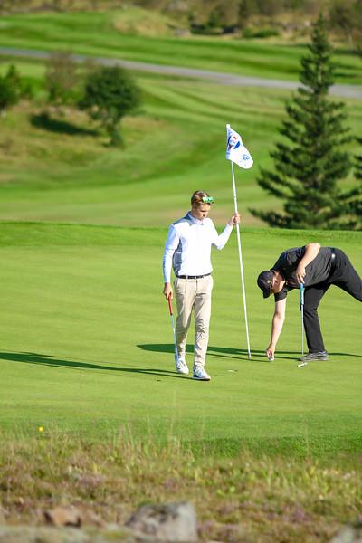 GM, Andri Már Guðmundsson Íslandsmót í golfi 2019 - Grafarholt 2. keppnisdagur Mynd: seth@golf.is
