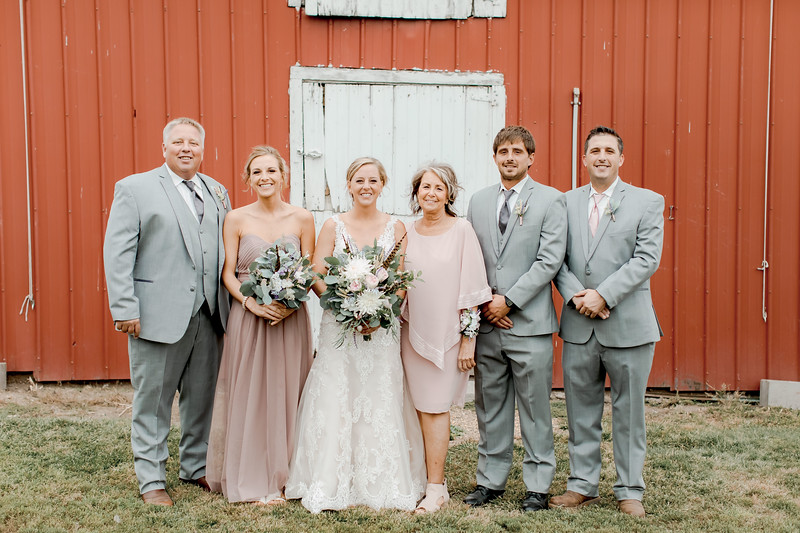 Bride w/ Family + Others