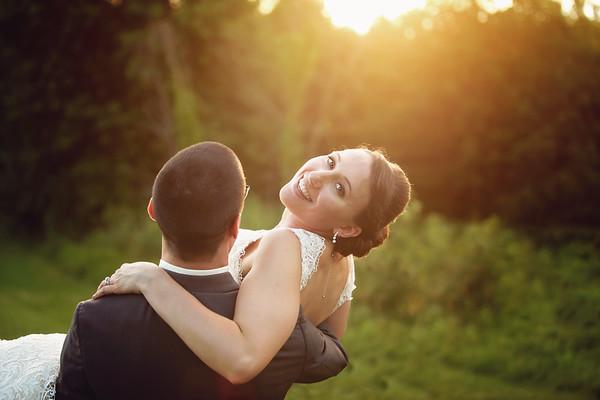 Angela Shaner & Zach Dwyer Wedding