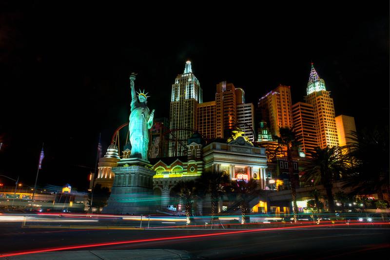 New York, New York Casino
