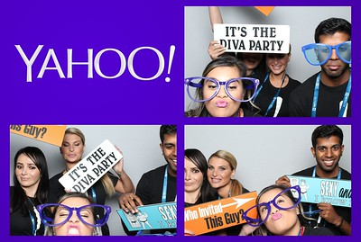 Yahoo  Photo Booth