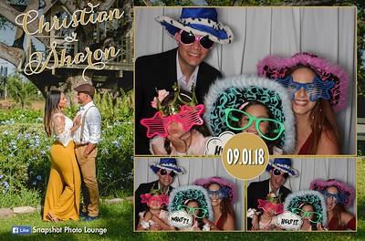Sharon & Christian's Wedding - September 1st, 2018