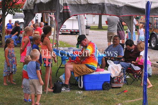 08-17-19 News Holgate community day, Cheerleading