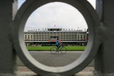 Palace in Ho Chi Minh City, Vietnam