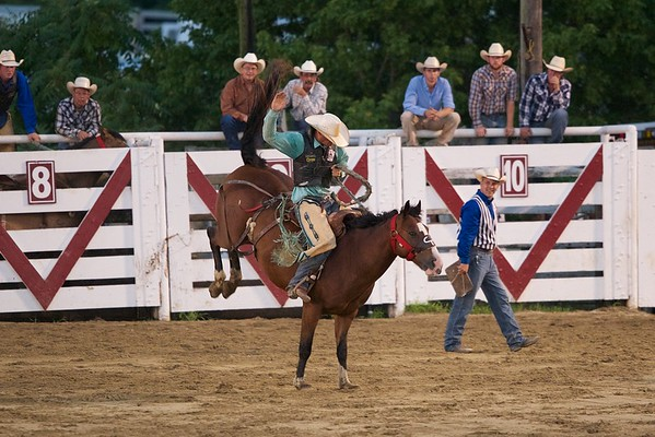 07-08-12 Cowtown Rodeo