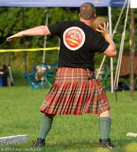 2011 Scottish Highland Games