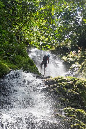 2017 Costa Rica Rappelling