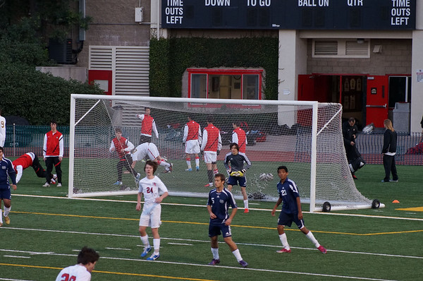 Boys JV vs. HW 1-7-13