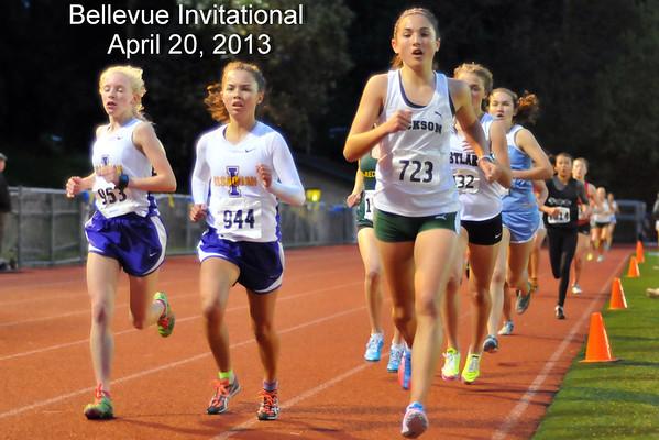 2013 04 20 Bellevue Invitational