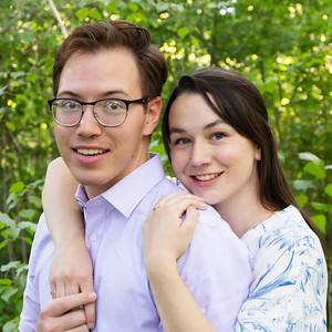 Rebecca and Adam