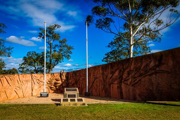 Rouse Hill : Vinegar Hill Memorial