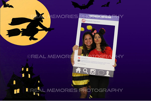 IQ Formulations Halloween party